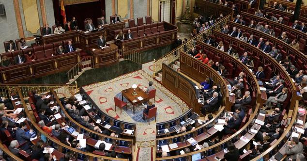 Ver noticia 'Podemos lanza una propuesta de ley en el Congreso para derogar la tasa Google'