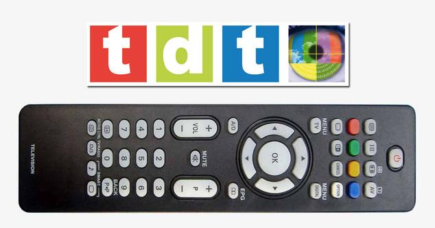 Ver noticia 'Los 6 canales de TDT menos vistos de España'