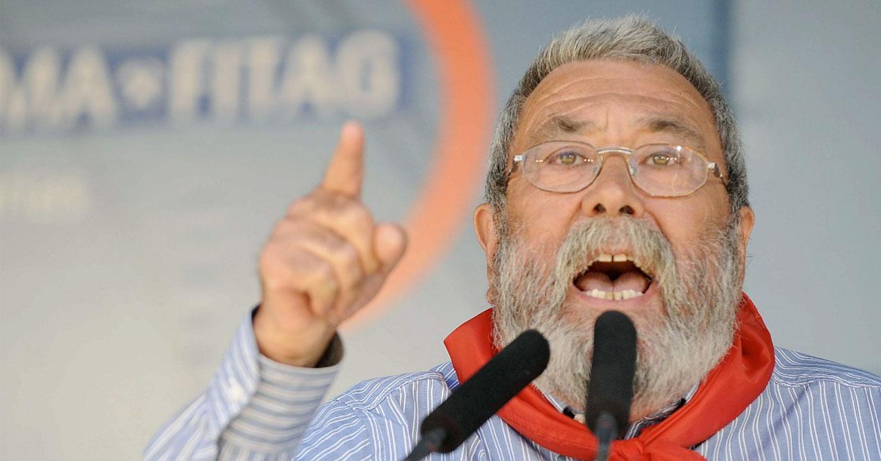Candido Mendez discurso UGT