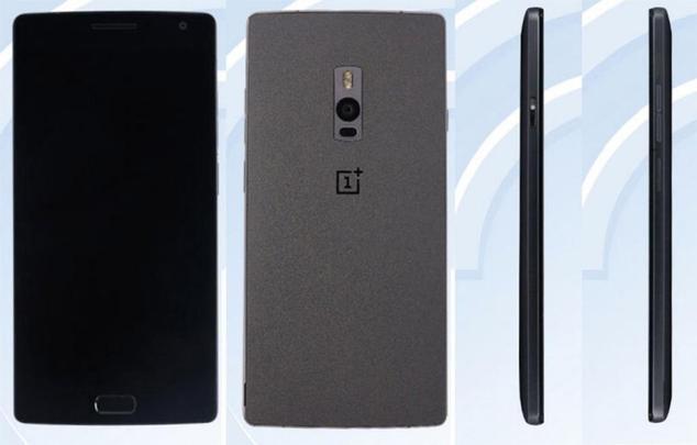 Diseño filtrado OnePlus 2