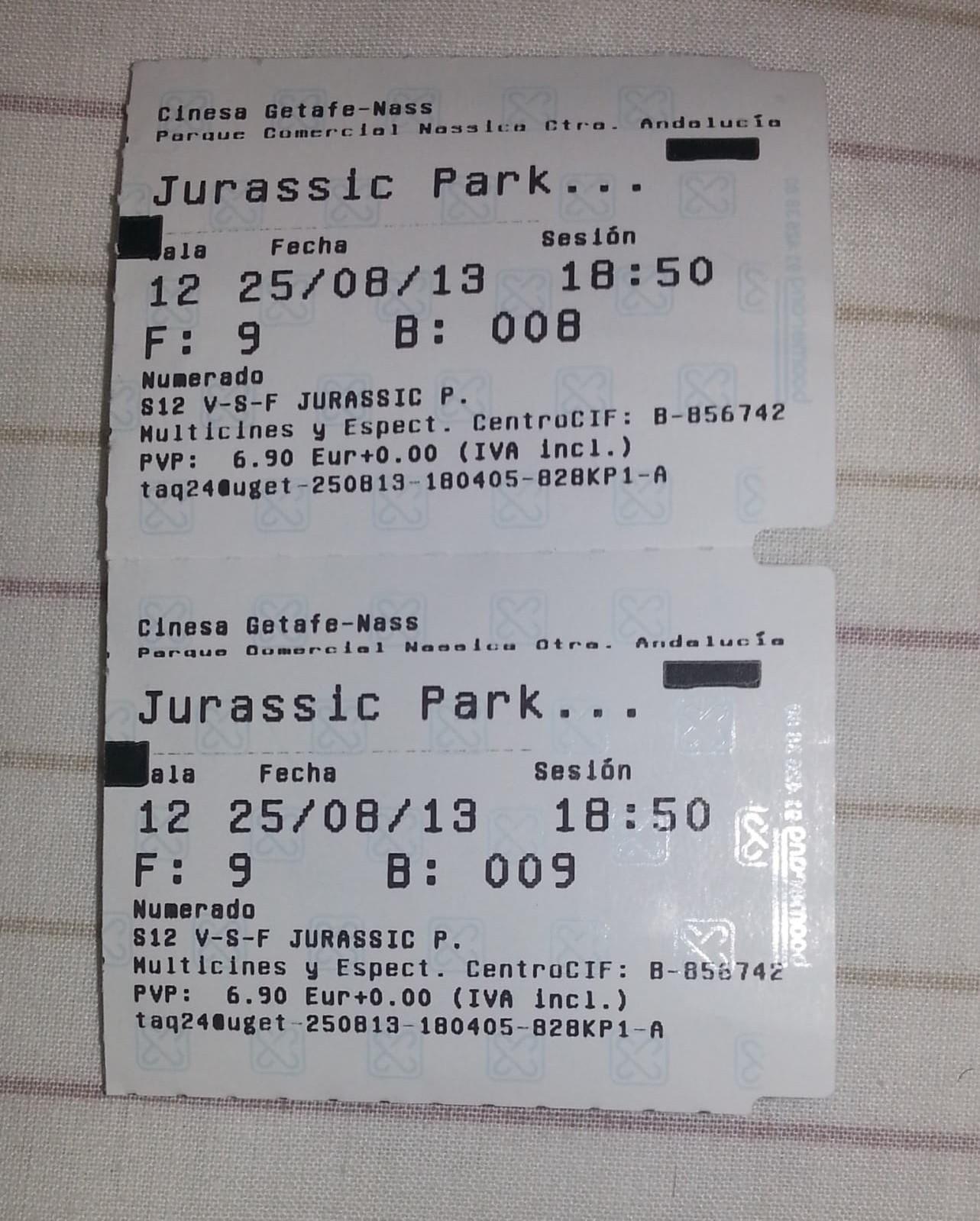 Cu nto deber a costar una entrada de cine for Cines arenys precios