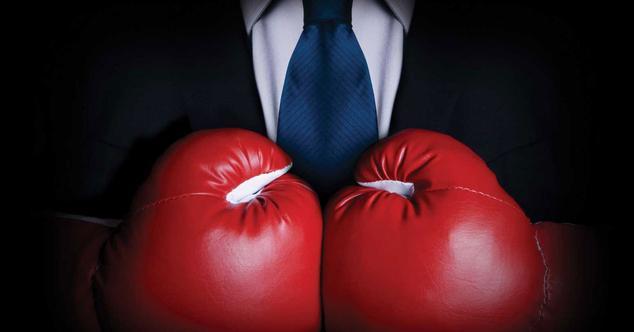 guantes boxeo lucha piratería industria