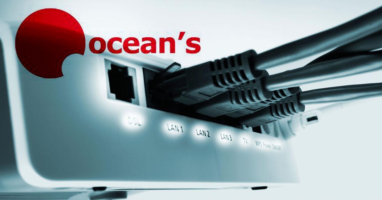 oceans adsl