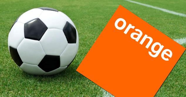 orange futbol