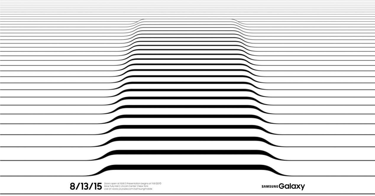 Evento Samsung Unpacked septiembre
