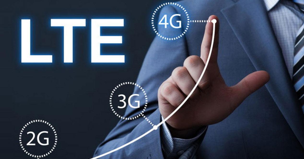 4g redes mejorar calidad