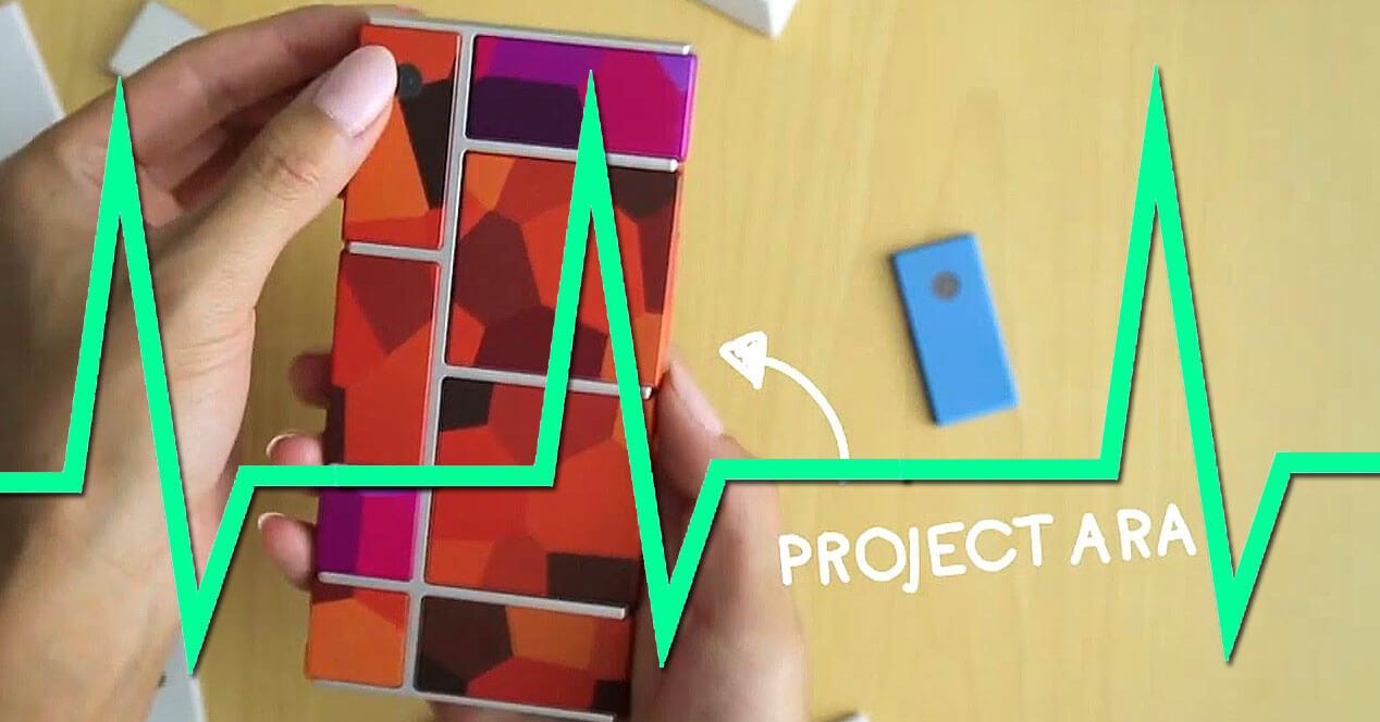 project ara google móvil modular