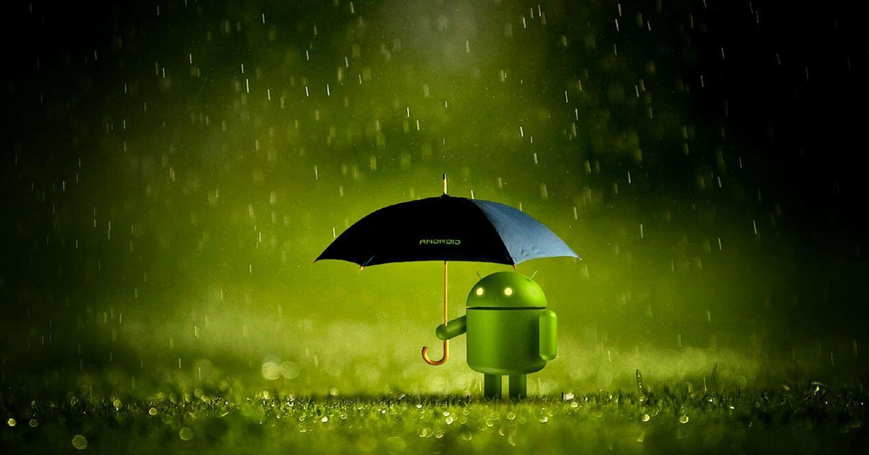 android malware protección