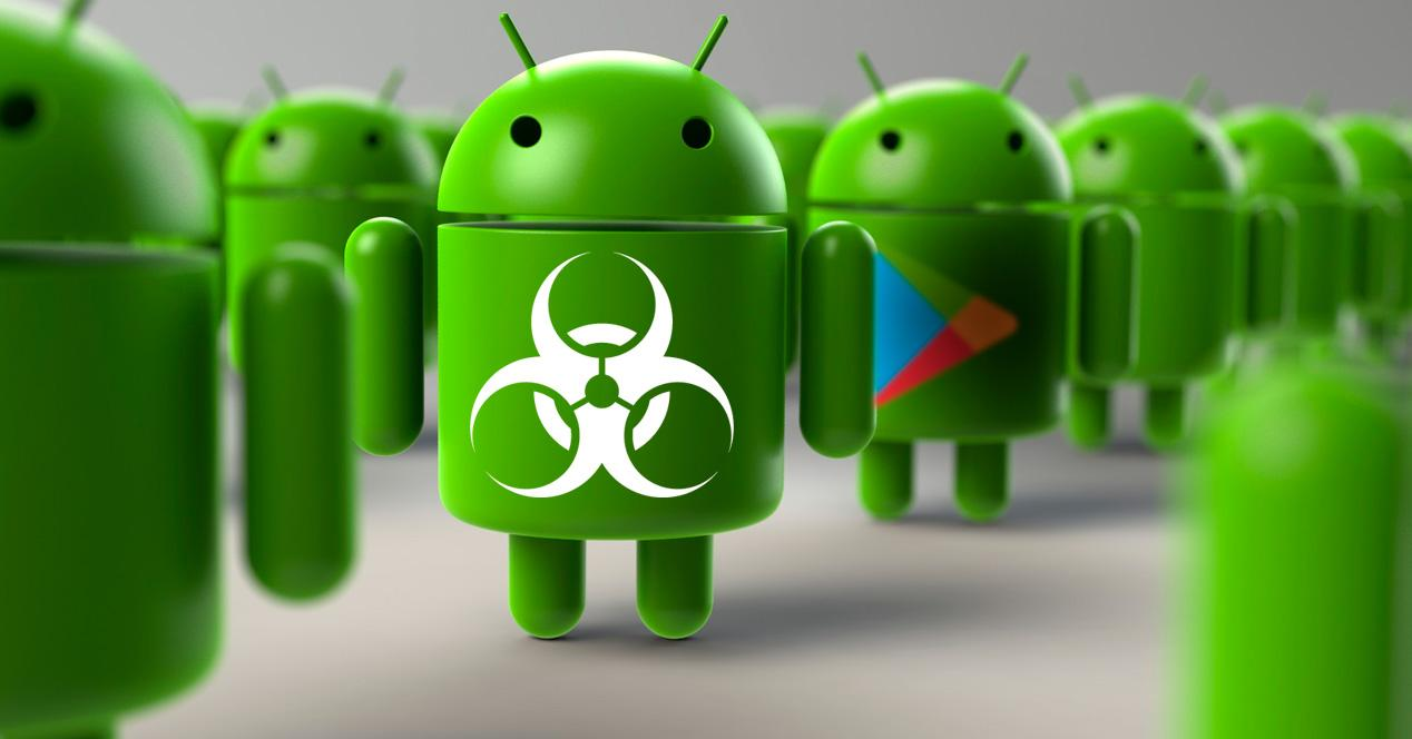 Malware en Android y Google Play Store.
