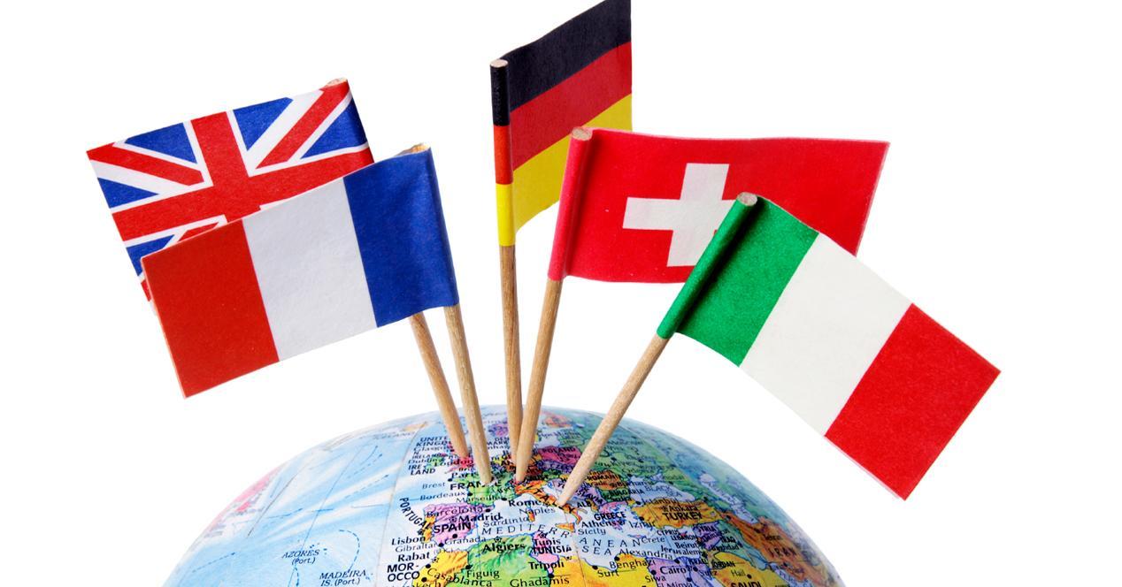 Banderas idiomas