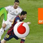 Últimos días para contratar las ofertas de fútbol en Movistar, Orange o Vodafone