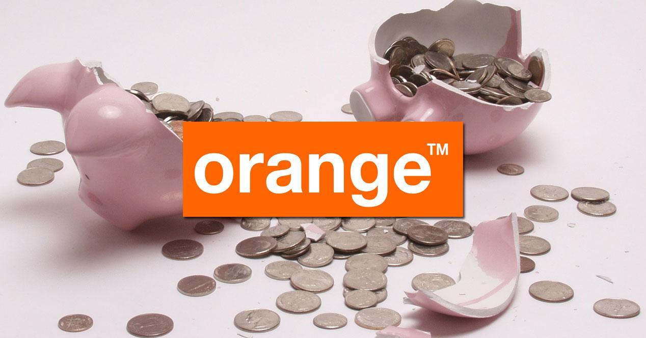 orange encarece tarifas hucha