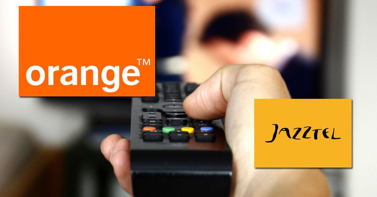 oferta orange television jazztel