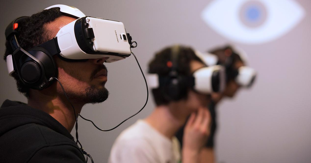 Realidad Virtual Samsung Oculus.