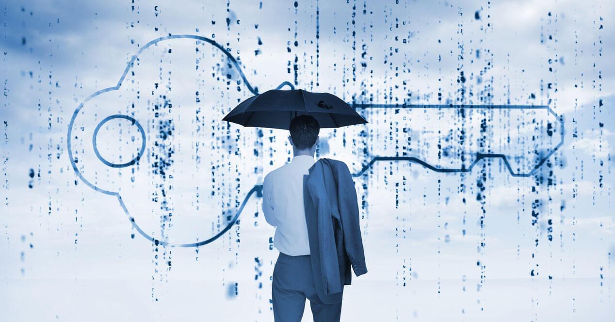 protección información almacenamiento nube