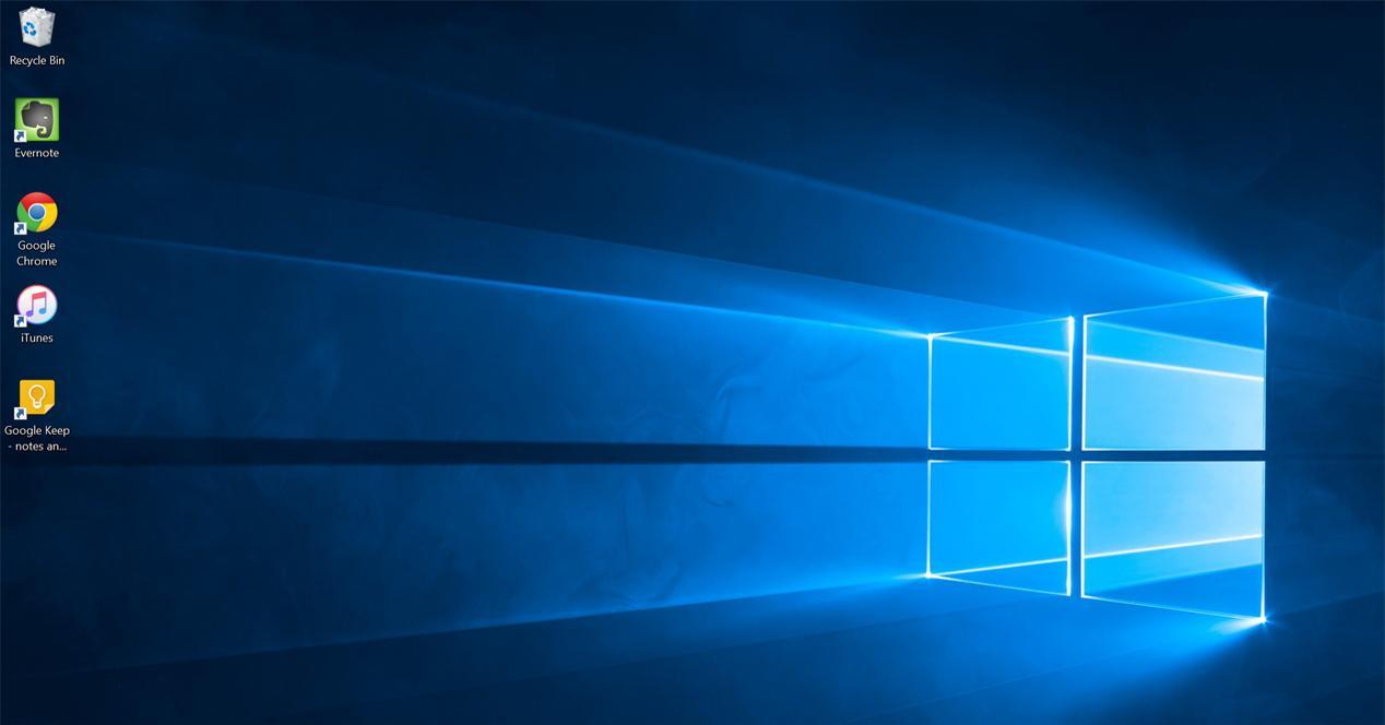 Escritorio Windows 10