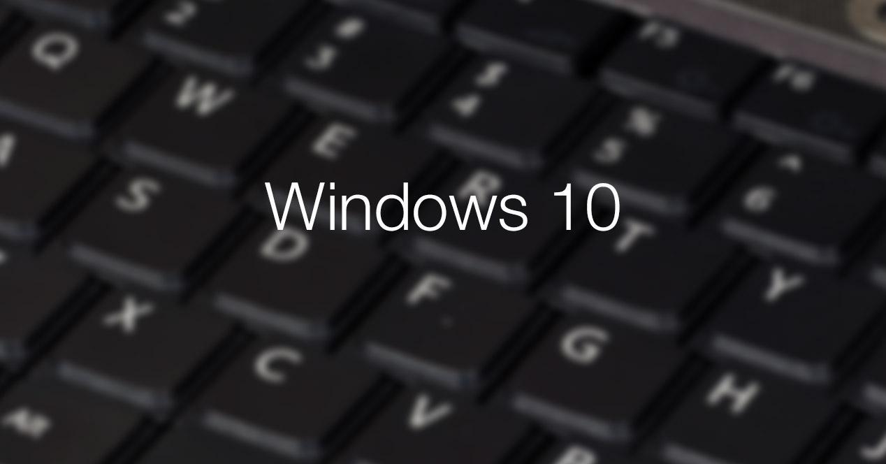 windows 10 teclado