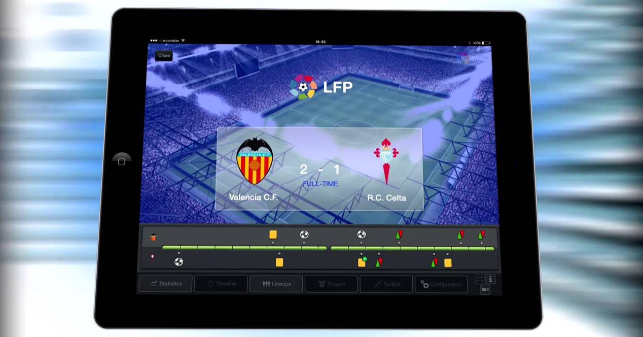 La LigaTV