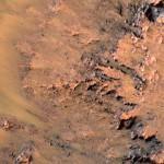 Estas son las imágenes que demostrarían que hay agua en Marte
