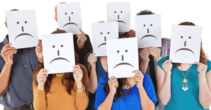 clientes insatisfechos