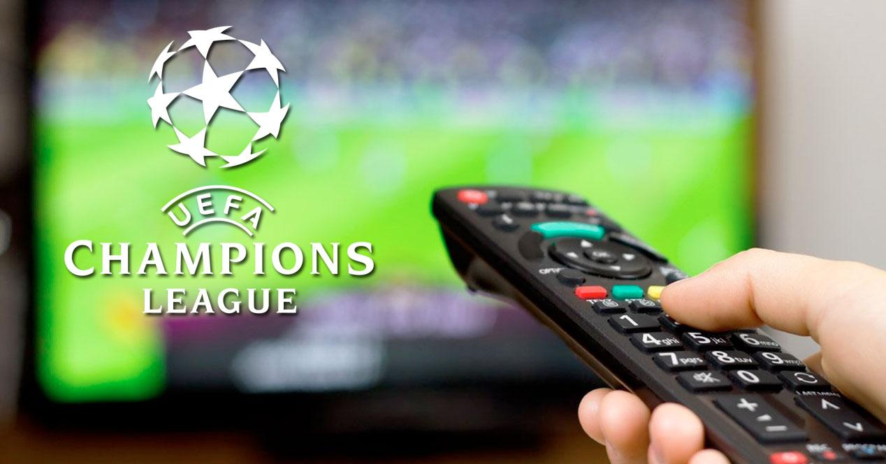 Champions League tele