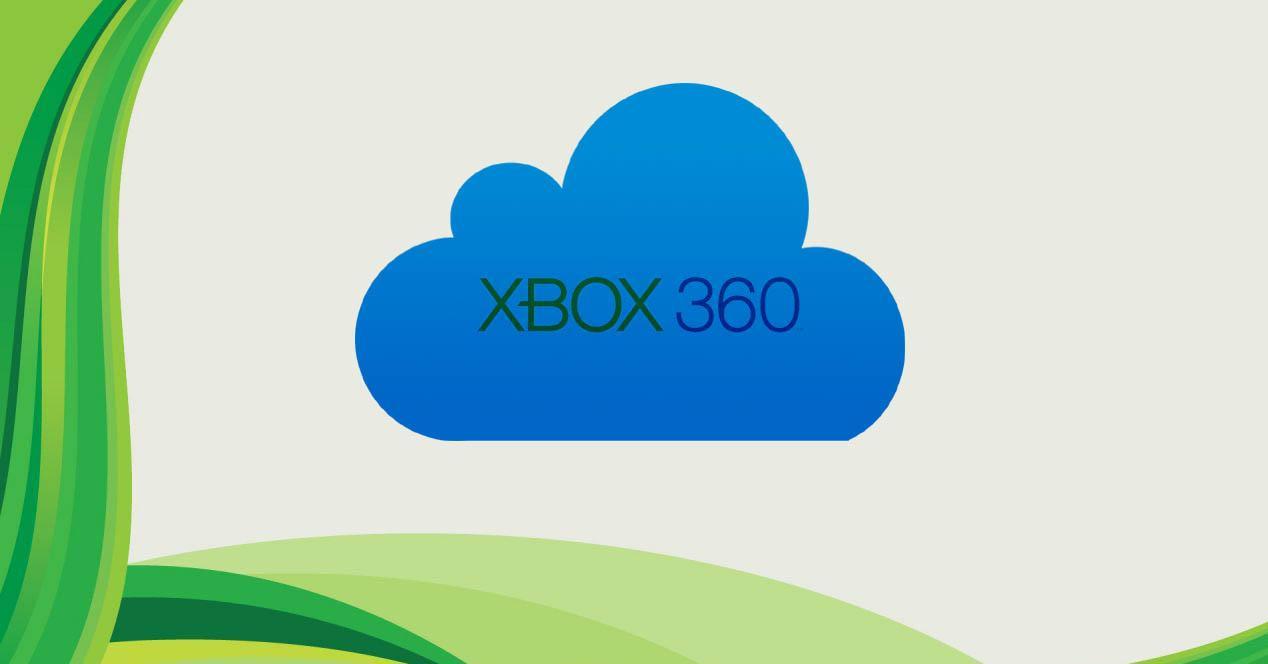 xbox 360 cloud