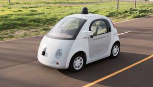 Google ha patentado hasta las puertas de su coche autónomo
