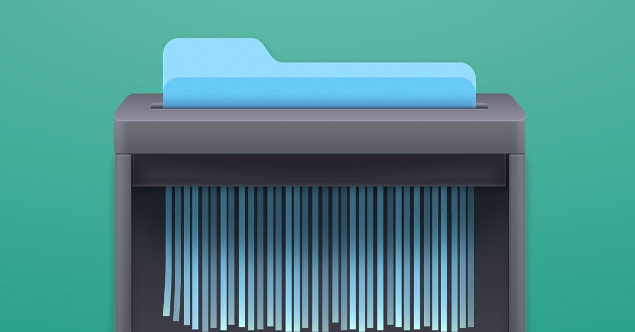 borrar archivos del ordenador