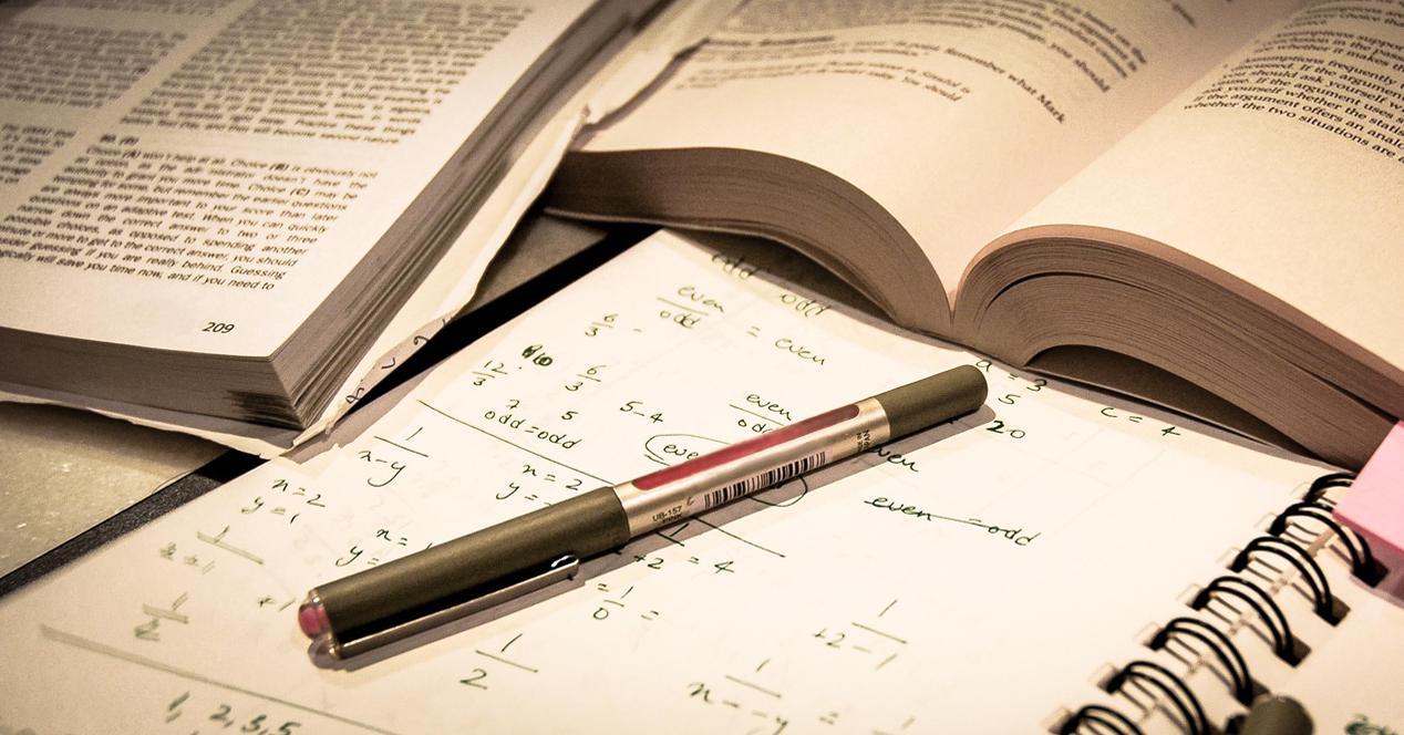 clases y estudios