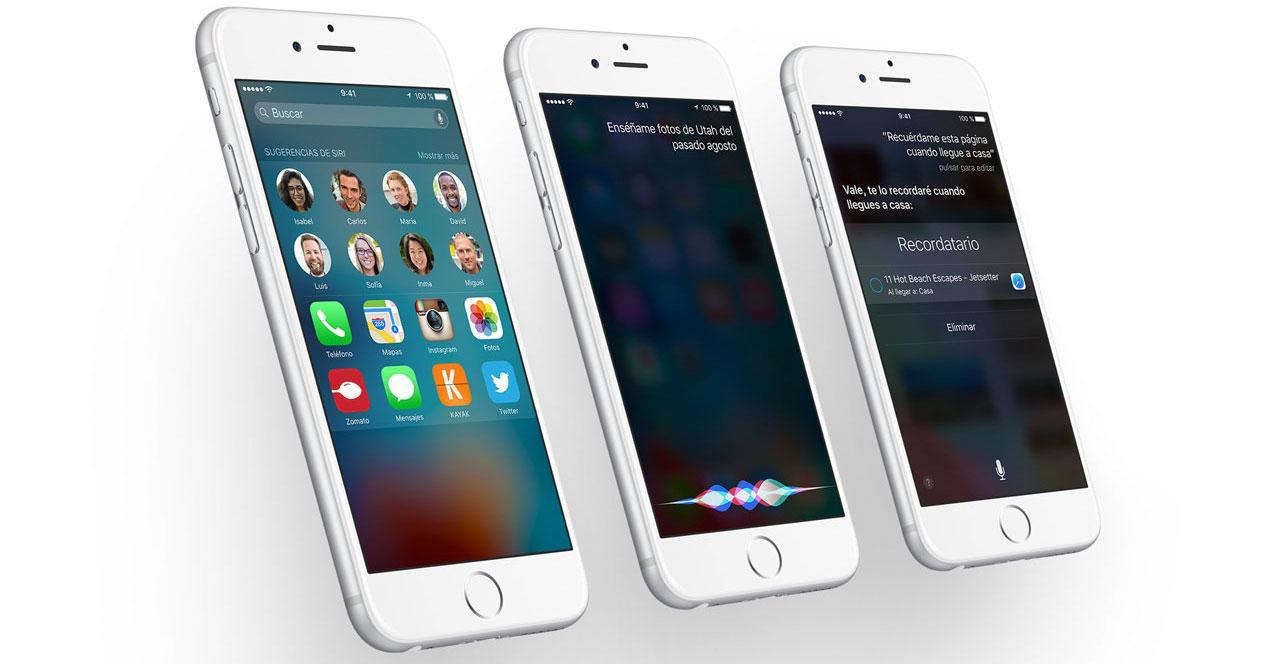 Actualizacion iOS 9 iPhone iPad iPod