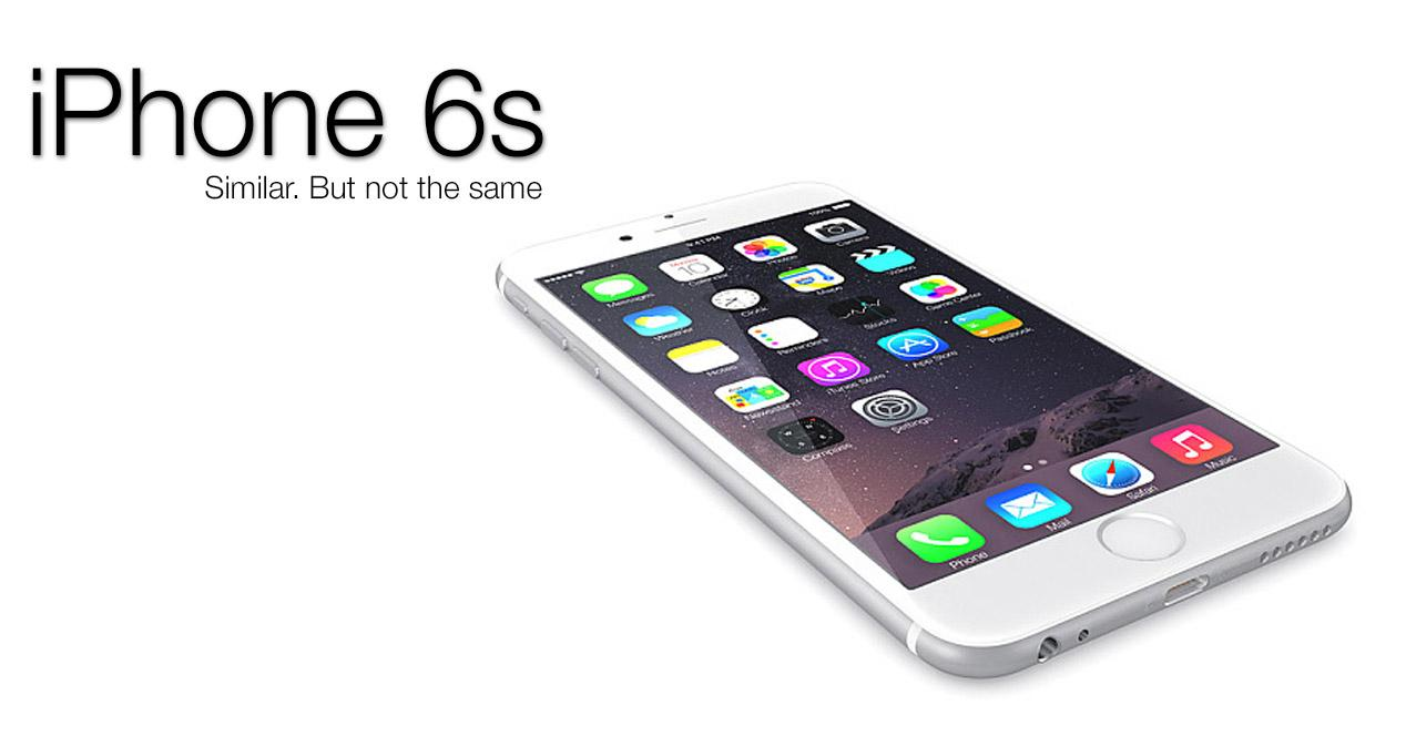 iphone 6s similar