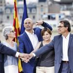 Junts pel sí propone desplegar una red de alta velocidad pública para Cataluña