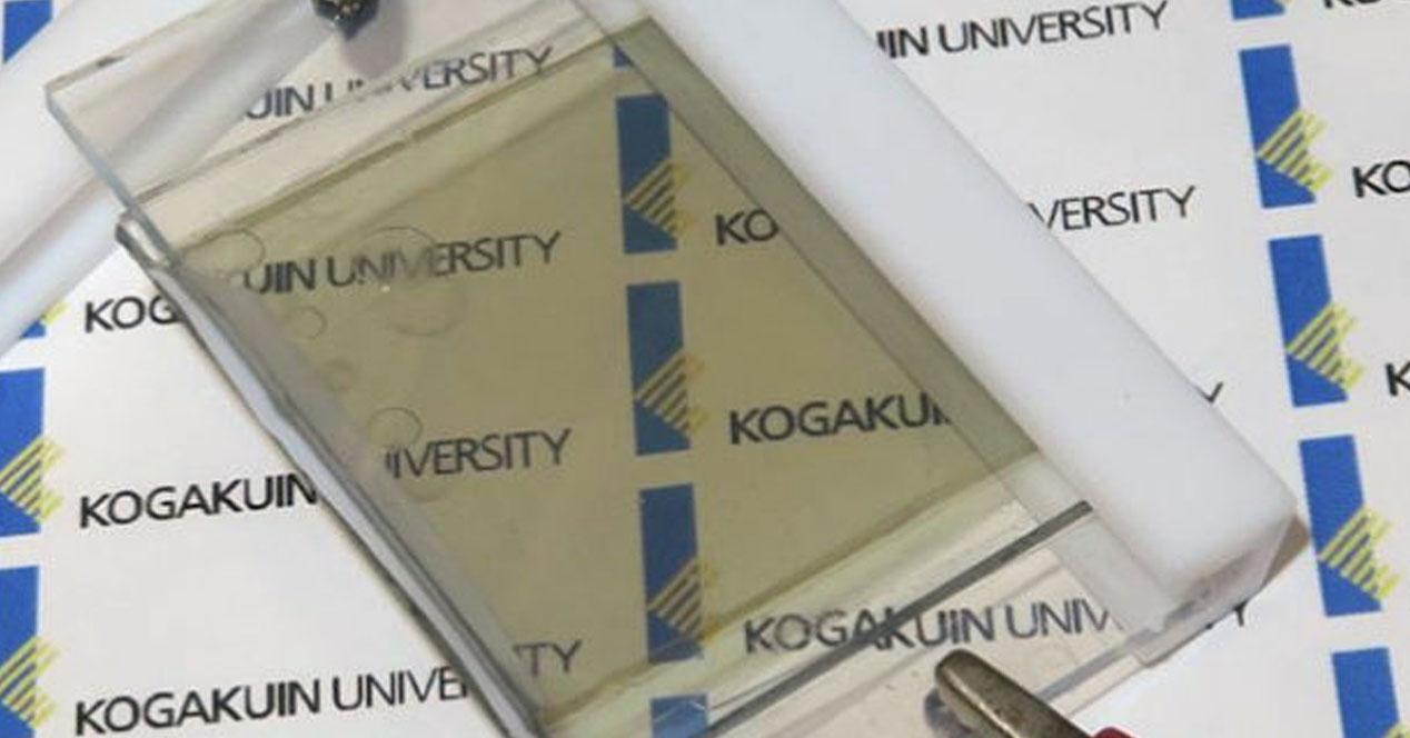pantalla bateria transparente smartphone