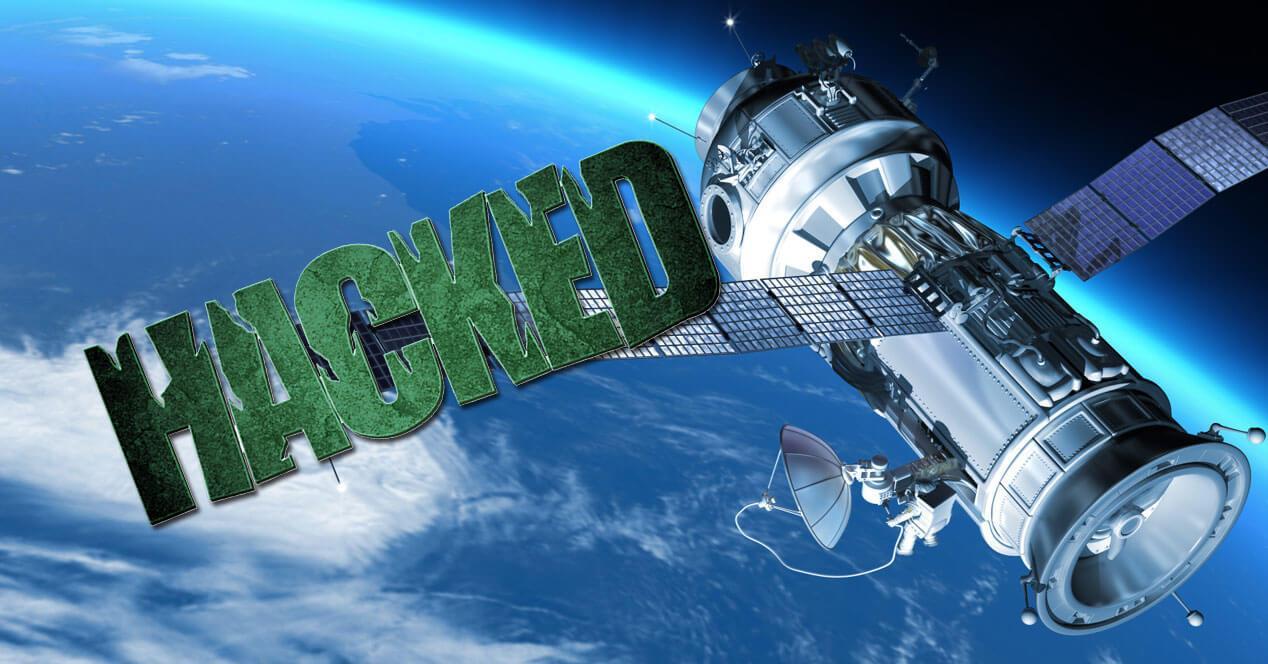 satelite pirateado hackers