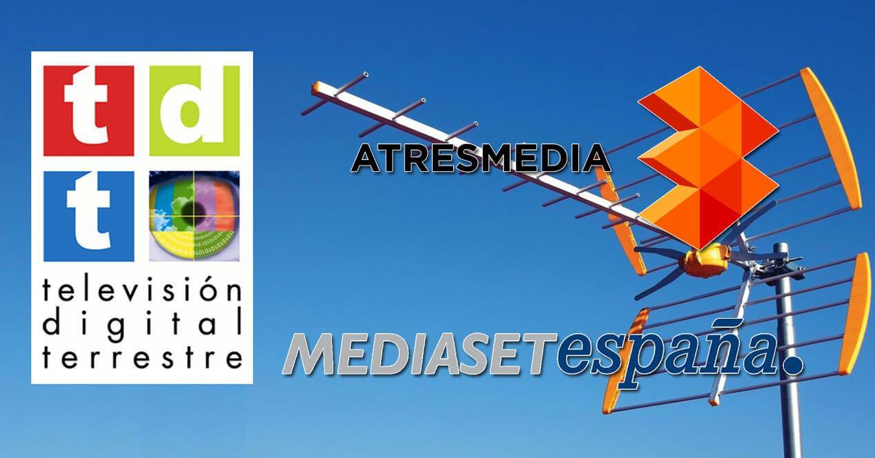 concurso canales TDT atresmedia mediaset