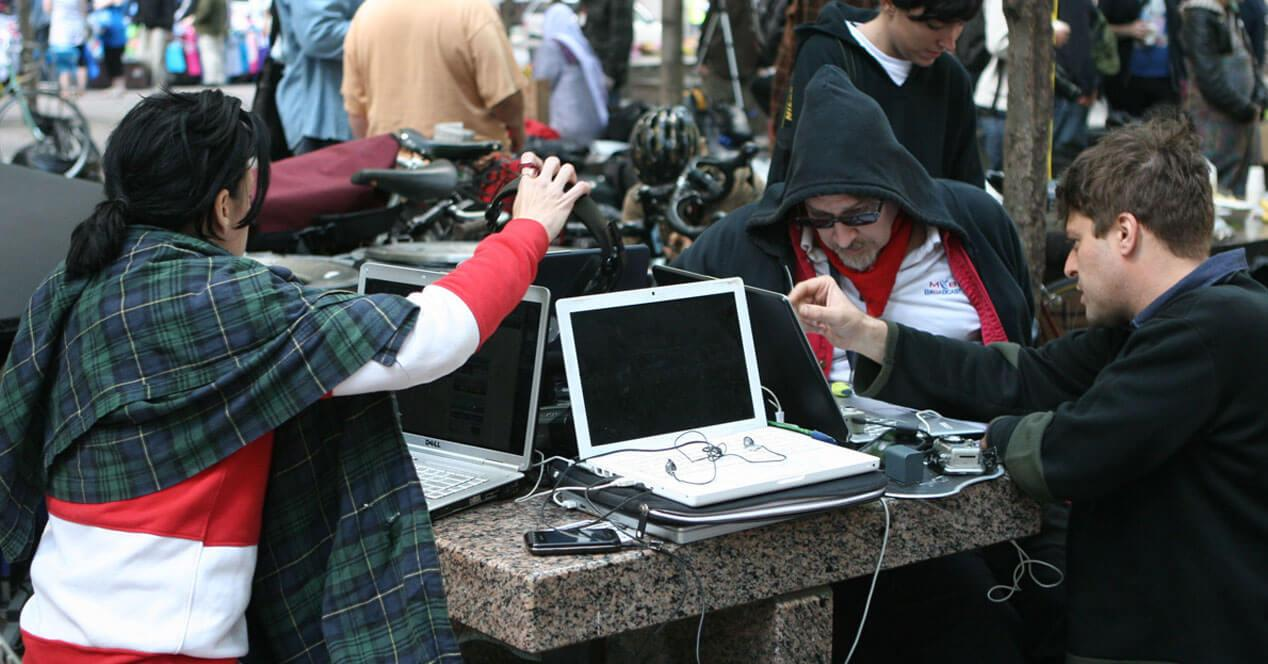 usuarios wi-fi calle