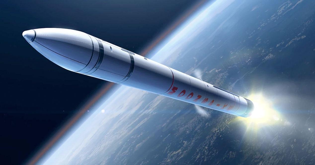 Moonspike-cohete