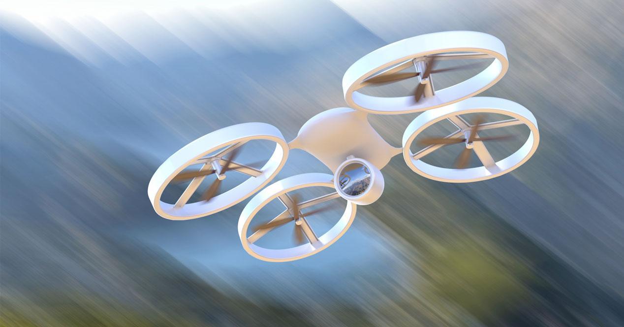 drone futuro