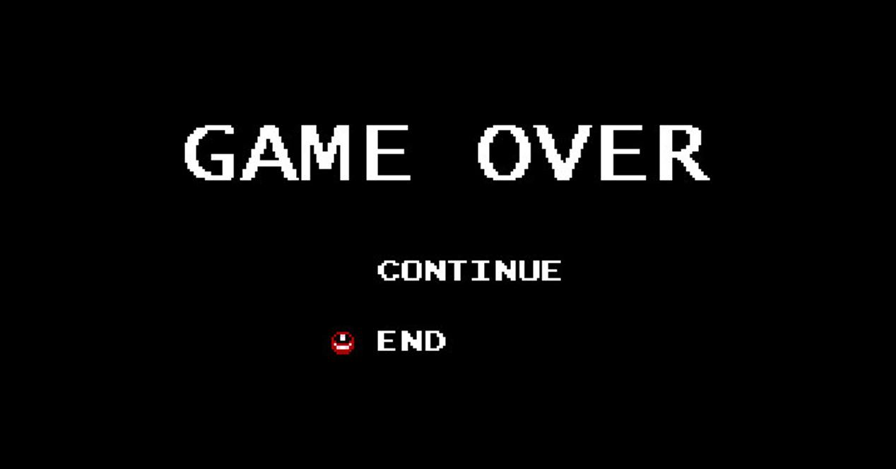 game over steam