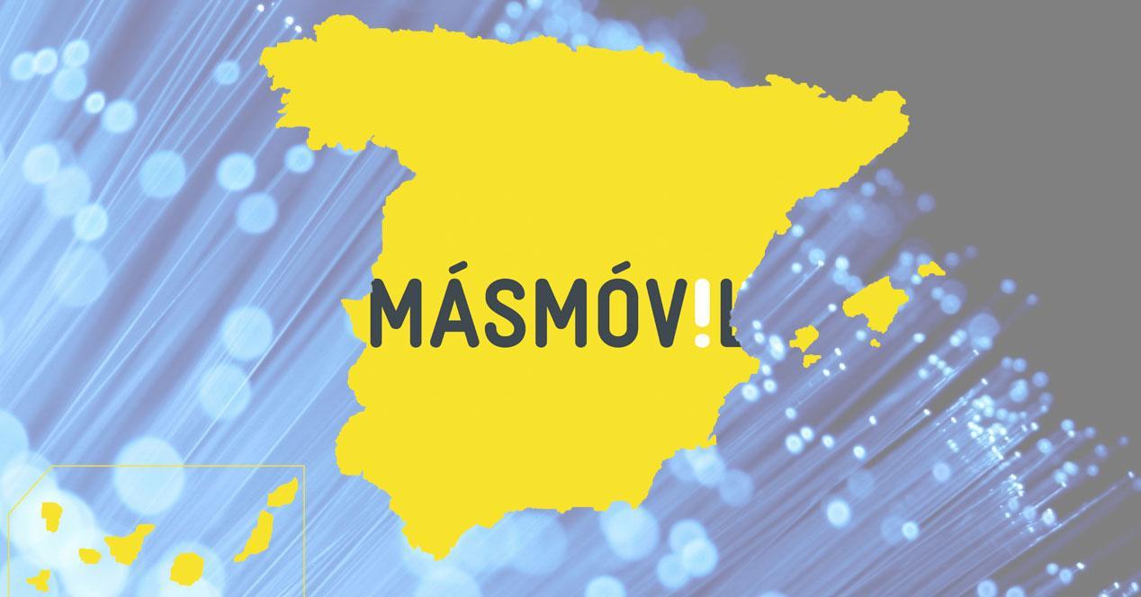 MásMóvil presenta su oferta convergente con fibra y móvil desde 36,89 euros