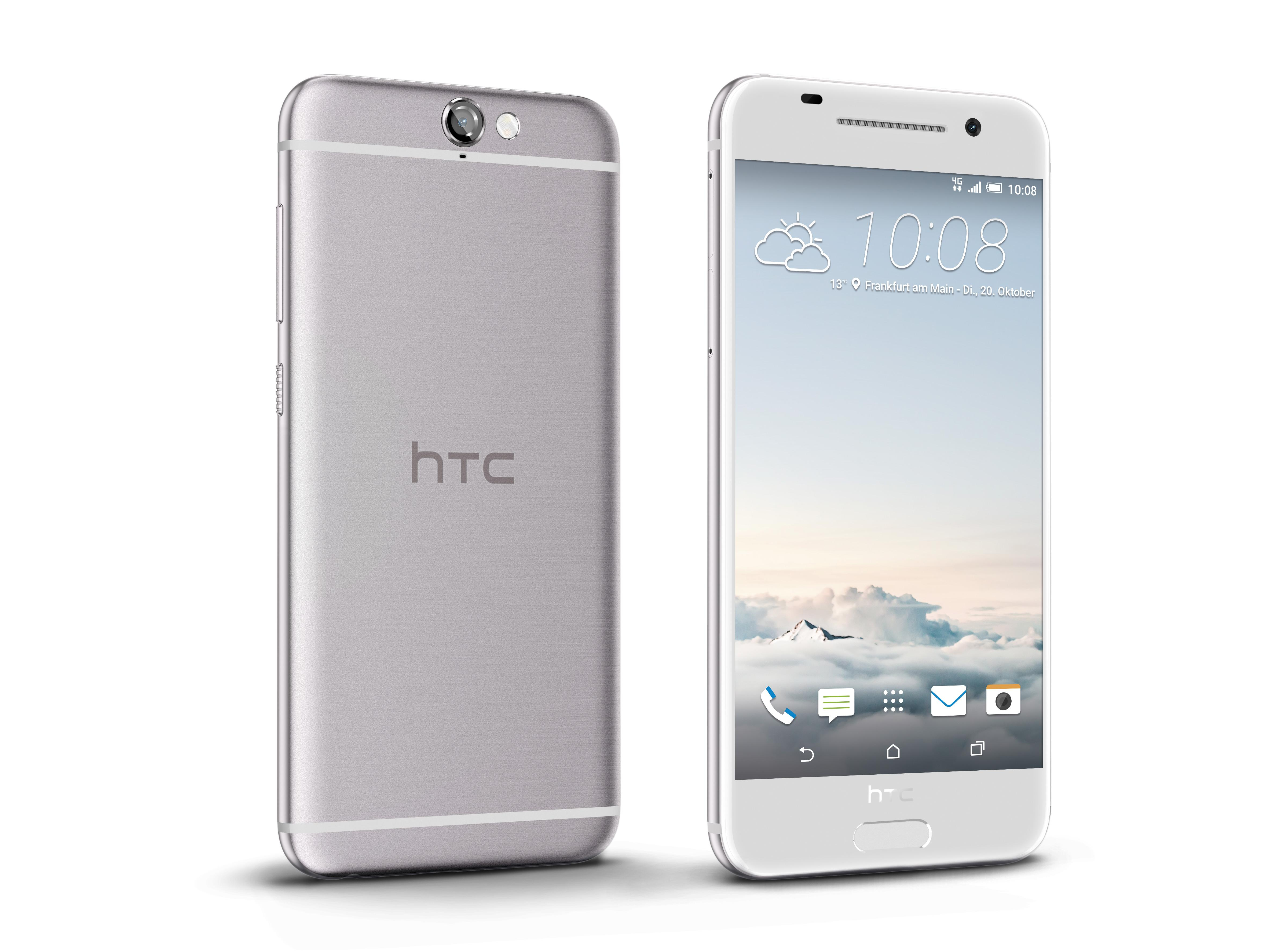 HTC One A9 ya es oficial con Android 6.0 Marshmallow