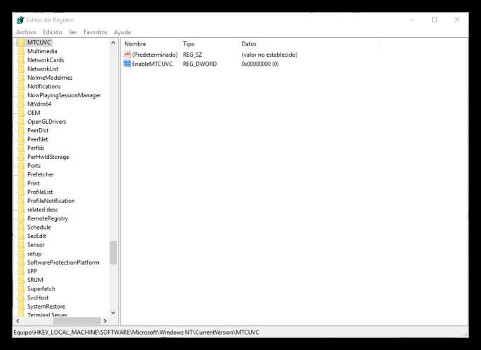 Habilitar controles avanzados de sonido en Windows 10