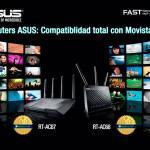 Los routers de ASUS ya son 100% compatibles con Movistar+, conoce sus ventajas