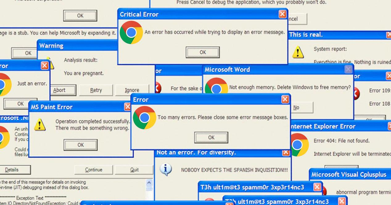Google Chrome XP