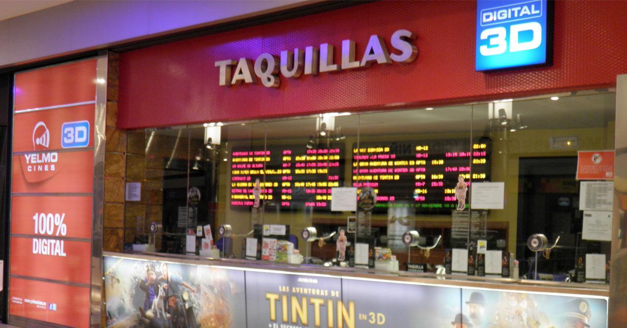 cine-taquillas