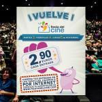 Empieza la Fiesta del cine 2015: Cómo conseguir tu acreditación para ver películas a 2,90€