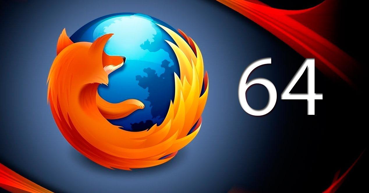 Firefox de 64 bit
