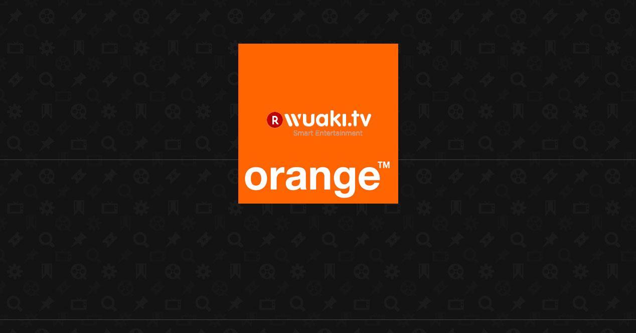 Orange Wuaki