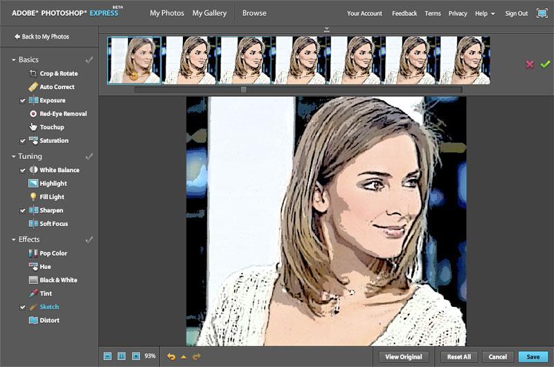 No usas photoshop descubre otras opciones gratis for Editor de fotos efectos