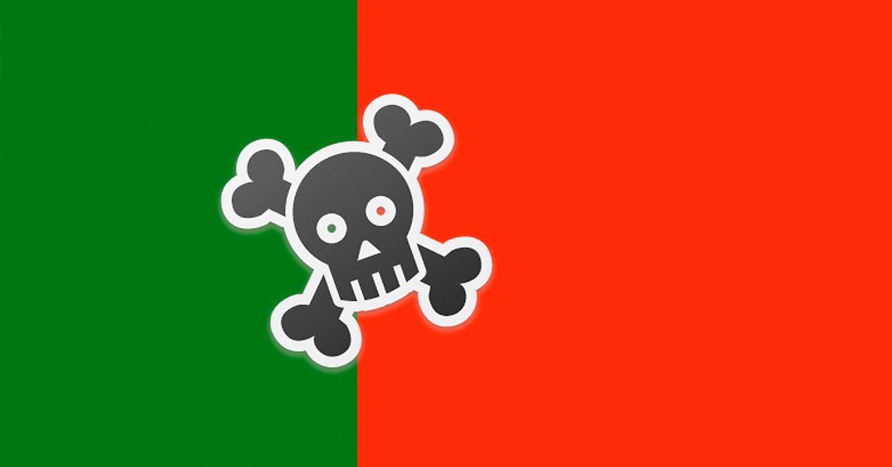 pirateria portugal